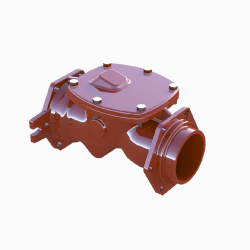 Kenflex MJ Hydrant Check Valve - Model 507